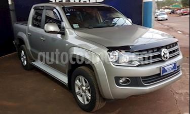 Volkswagen Amarok - usado (2014) color Beige precio $1.450.000