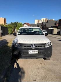 Volkswagen Amarok Comfortline 4x4 usado (2016) color Blanco precio $11.500.000
