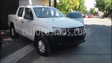 Foto venta Auto usado Volkswagen Amarok DC 4x2 Startline (140Cv) (2016) color Blanco precio $749.900