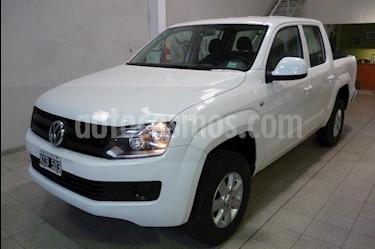 Foto venta Auto usado Volkswagen Amarok DC 4x2 Startline (2011) color Blanco precio $570.000