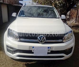 Foto venta Auto usado Volkswagen Amarok DC 4x4 Comfortline Aut (2018) color Blanco precio $1.300.000