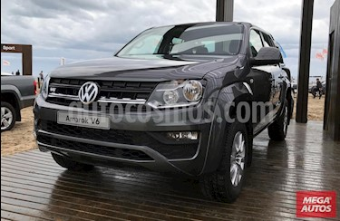 Foto Volkswagen Amarok DC 4x4 Comfortline V6 Aut nuevo color A eleccion precio $2.100.000