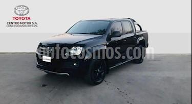 Foto venta Auto usado Volkswagen Amarok DC 4x4 Dark Label Aut  (2014) color Negro precio $880.000