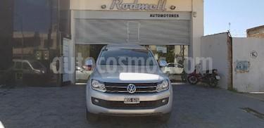 Foto venta Auto usado Volkswagen Amarok DC 4x4 Highline (180Cv) (2014) color Gris Claro precio $680.000