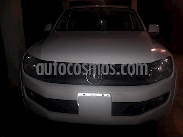 Foto venta Auto usado Volkswagen Amarok DC 4x4 Highline Pack (180Cv)  (2014) color Blanco precio $700.000