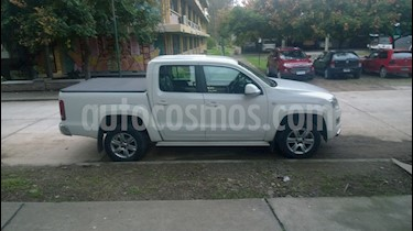 Volkswagen Amarok DC 4x4 Highline Pack usado (2012) color Blanco Candy precio $747.000