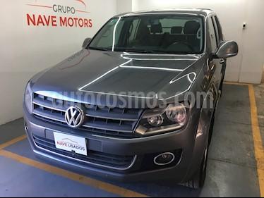Foto venta Auto usado Volkswagen Amarok DC 4x4 Highline (2013) color Gris precio $966.000