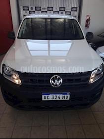 Foto venta Auto usado Volkswagen Amarok DC 4x4 Startline (140Cv)   (2018) color Blanco precio $790.000
