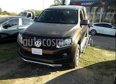Foto venta Auto usado Volkswagen Amarok DC 4x4 Startline (140Cv)   (2014)