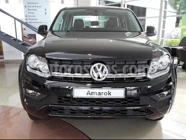 Foto venta Auto usado Volkswagen Amarok DC 4x4 Trendline (180Cv) Aut (2019) color Gris Oscuro precio $1.170.000
