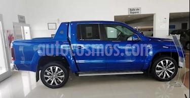Foto venta Auto usado Volkswagen Amarok DC 4x4 Trendline (180Cv) Aut (2019) color Azul precio $35.000