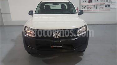 Foto Volkswagen Amarok Entry 4x2 TDi  usado (2017) color Blanco precio $260,000