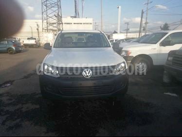 Volkswagen Amarok Entry 4x2 TDi  usado (2017) color Blanco precio $295,000