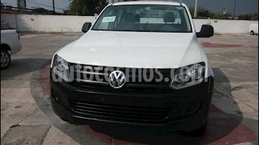 foto Volkswagen Amarok Entry 4x2 TDi  usado (2016) color Blanco precio $269,000