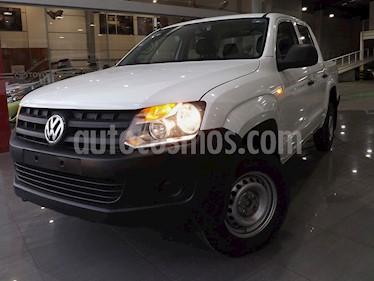Foto venta Auto usado Volkswagen Amarok Entry 4x2 TDi  (2015) color Blanco Candy precio $275,000