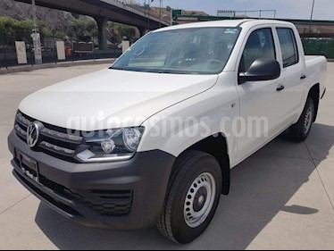 Foto venta Auto usado Volkswagen Amarok Entry 4x2 TDi  (2018) color Blanco Candy precio $418,000