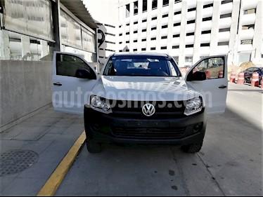 Foto venta Auto usado Volkswagen Amarok Entry 4x2 TDi  (2017) color Blanco precio $320,000