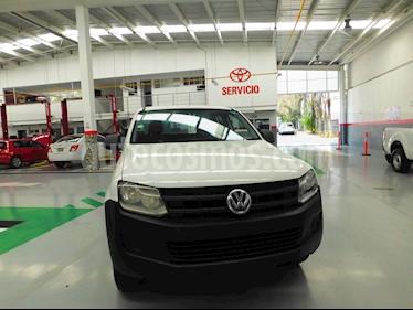 Foto venta Auto usado Volkswagen Amarok Entry 4x2 TDi  (2015) color Blanco precio $250,000