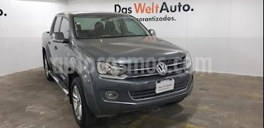 Foto venta Auto usado Volkswagen Amarok Highline Aut 4Motion  (2014) color Plata precio $319,000