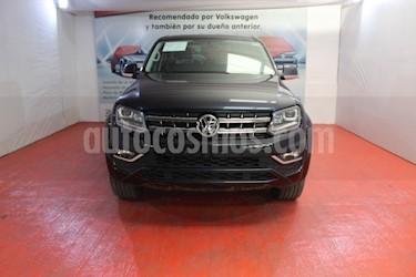 Foto venta Auto usado Volkswagen Amarok Highline Aut 4Motion (2018) color Azul Starlight precio $591,290