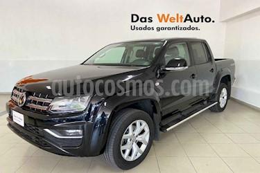 Volkswagen Amarok 4p Highline V6/3.0/TDI 4Mot Aut usado (2019) color Negro precio $730,389