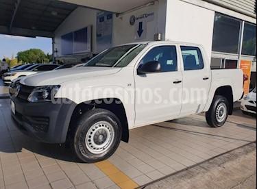 Volkswagen Amarok Trendline 4x4 TDi usado (2019) color Blanco Candy precio $459,900