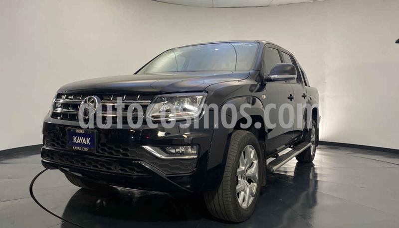 Volkswagen Amarok Highline Aut 4Motion  usado (2018) color Negro precio $627,999