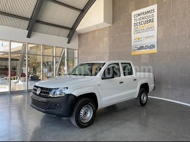 Volkswagen Amarok Entry 4x2 TDi  usado (2017) color Blanco precio $275,000