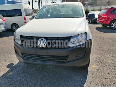 Volkswagen Amarok Entry 4x2 TDi  usado (2016) color Blanco precio $254,000
