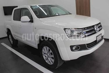 Volkswagen Amarok Entry 4x4 TDi usado (2016) color Blanco precio $350,000