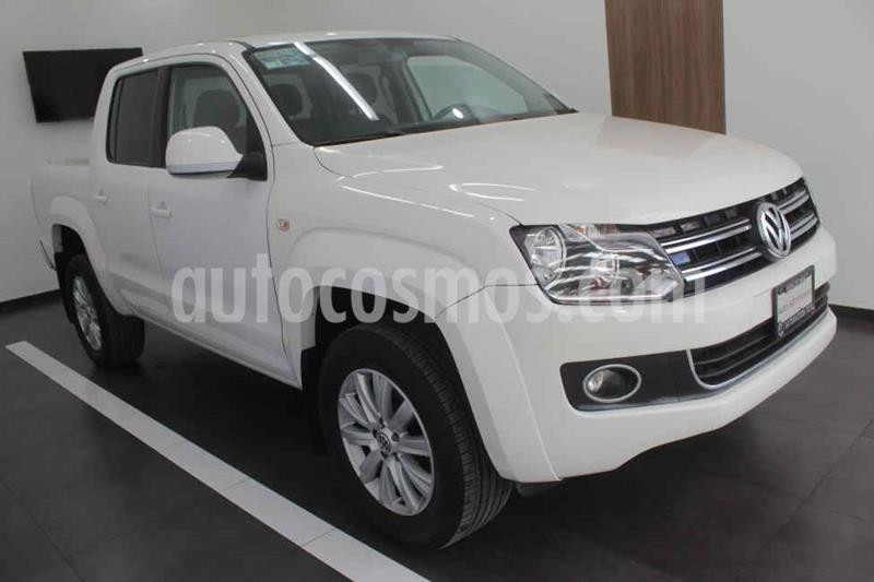 Volkswagen Amarok Highline Aut 4Motion  usado (2016) color Blanco precio $339,000