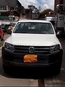 Volkswagen Amarok SC 4x2 Startline  usado (2013) color Blanco precio $510.000