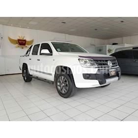 Foto venta Auto usado Volkswagen Amarok SC 4x2 Startline  (2012) color Blanco Cristal precio $630.000