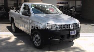 Foto venta Auto usado Volkswagen Amarok SC 4x4 Startline  (2013) color Plata precio $594.900