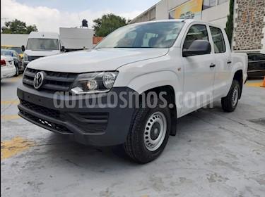 Foto Volkswagen Amarok Trendline 4x2 TDi  usado (2018) color Blanco Candy precio $411,000