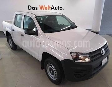 Foto venta Auto usado Volkswagen Amarok Trendline 4x4 TDi (2018) color Blanco Candy precio $425,000