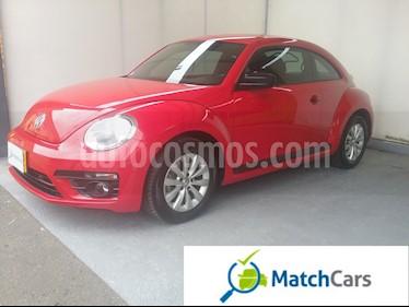 Volkswagen Beetle 2.5L Design Aut usado (2017) color Rojo Tornado precio $57.990.000