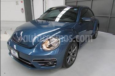 Foto venta Auto usado Volkswagen Beetle 2p Sport L5/2.5 Aut (2017) color Azul precio $310,000