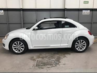 Foto Volkswagen Beetle 2p Sport L5/2.5 Aut usado (2014) color Amarillo precio $185,000