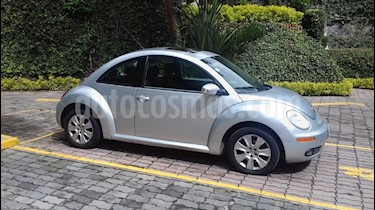 Volkswagen Beetle Allstar Tiptronic usado (2010) color Plata Reflex precio $126,000
