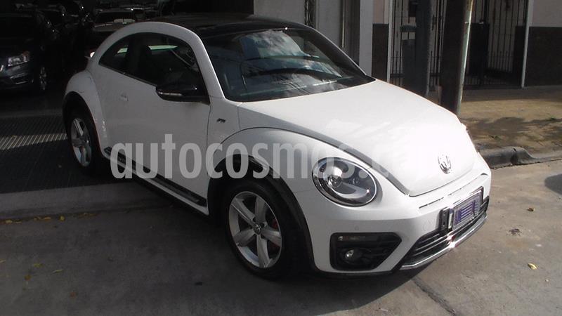 Volkswagen Beetle 2.0 TSI Sport DSG usado (2018) color Blanco precio $3.399.900