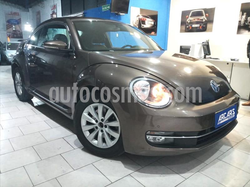 Volkswagen Beetle 1.4 TSI Design usado (2014) color Bronce precio u$s11.300