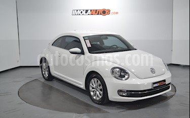 Volkswagen Beetle 1.4 TSI Design usado (2016) color Blanco precio $920.000