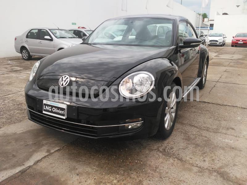 Volkswagen Beetle 1.4 TSI Design usado (2015) color Negro Profundo precio $1.700.000