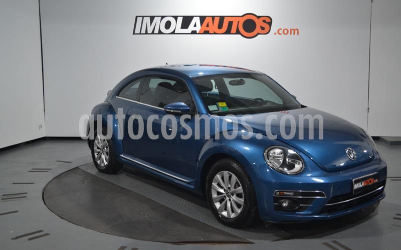 Volkswagen Beetle 1.4 TSI Design DSG usado (2017) color Azul Abysse precio $1.600.000