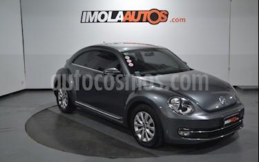 Volkswagen Beetle 1.4 TSI Design usado (2015) color Gris Platina precio $1.299.000