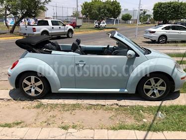 Foto Volkswagen Beetle Cabriolet 2.5 Aut usado (2006) color Azul precio $89,000