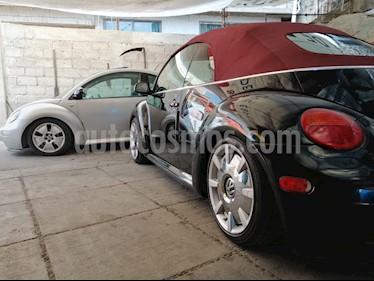 Volkswagen Beetle Cabriolet 2.5 usado (2005) color Negro precio $125,000
