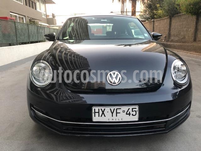 Volkswagen Beetle 1.4 TSI DSG7 Aut usado (2016) color Negro precio $8.390.000