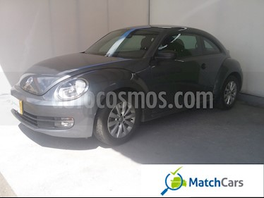 Volkswagen Beetle 2.5L Design usado (2016) color Negro Perla precio $45.990.000